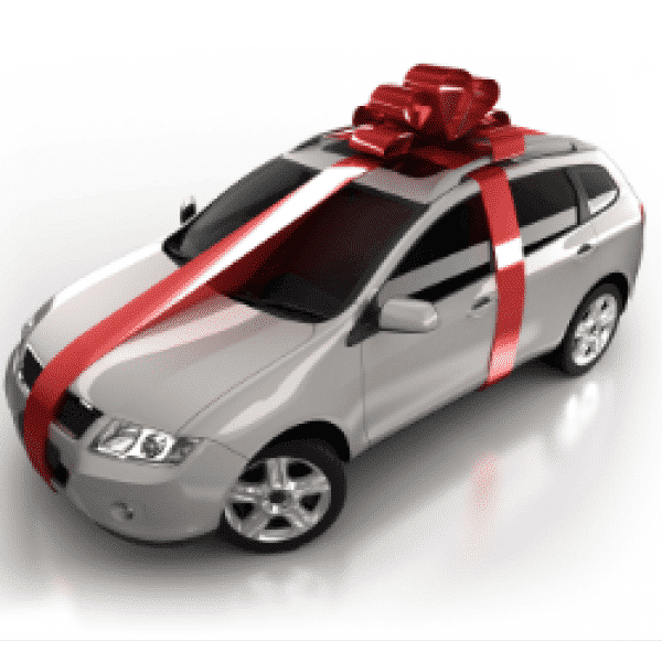 Big Red Bows For Cars Uk