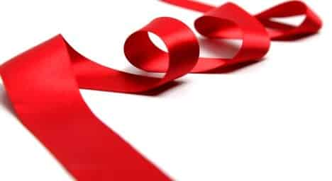 Wide Satin Ribbons For Gift Wrapping & Cars