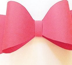 Bubblegum Pink Bow