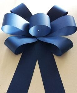 Navy-Blue-Bonnet-Bow