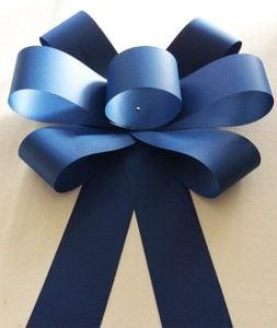 Navy-Blue-Bonnet-Bow