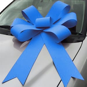 Car Bows In The Uk Next Day Delivery Big Car Bows