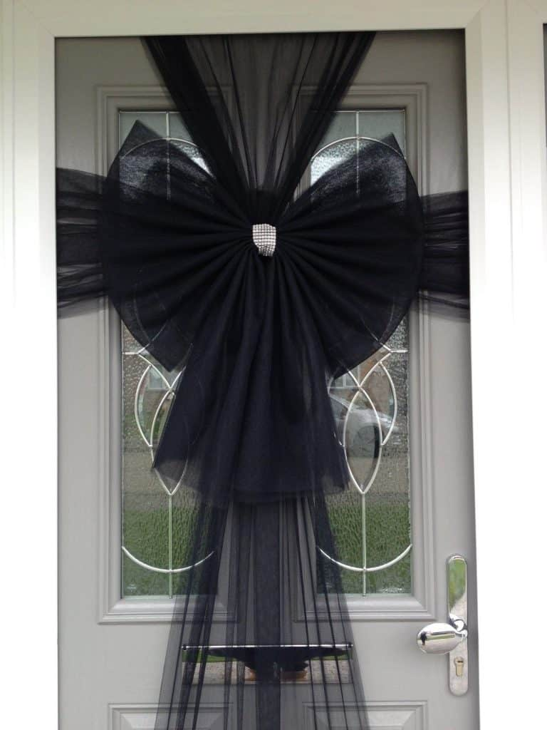 Black Door Bow