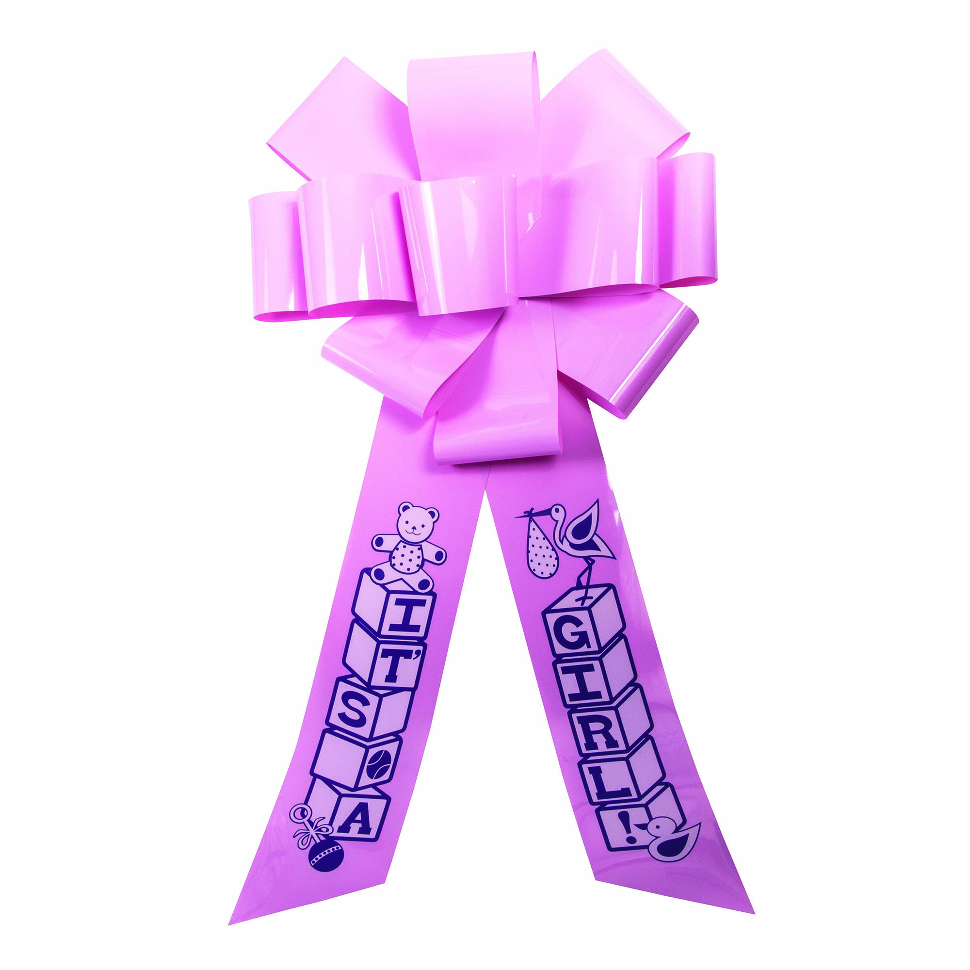 Big Its A Girl Pink Bow Decoration Decorate Your Door Download the perfect pink bow pictures. car bows