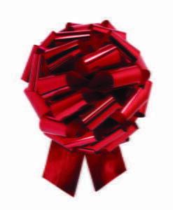 Metallic Red Big Pull Bow
